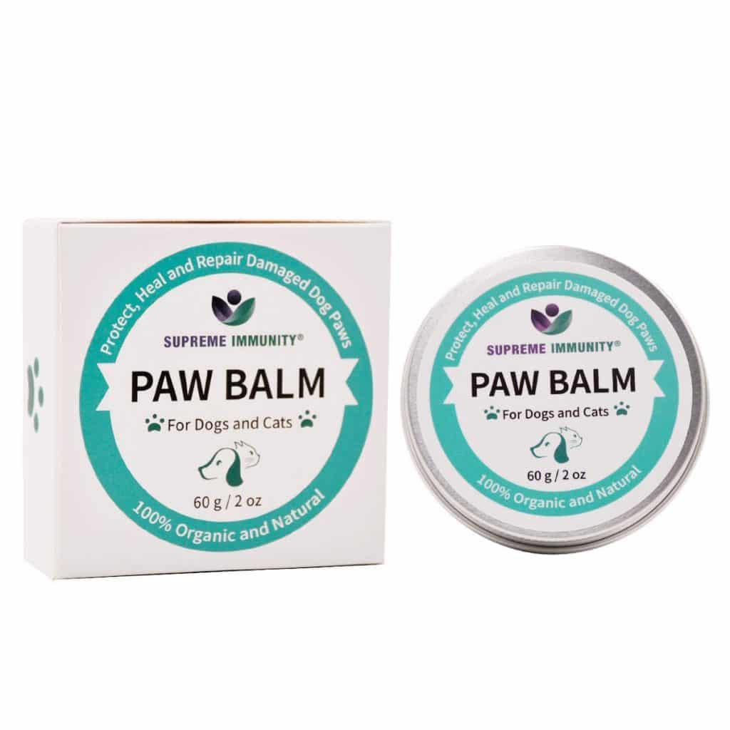 SUPREME IMMUNITY PAW BALM